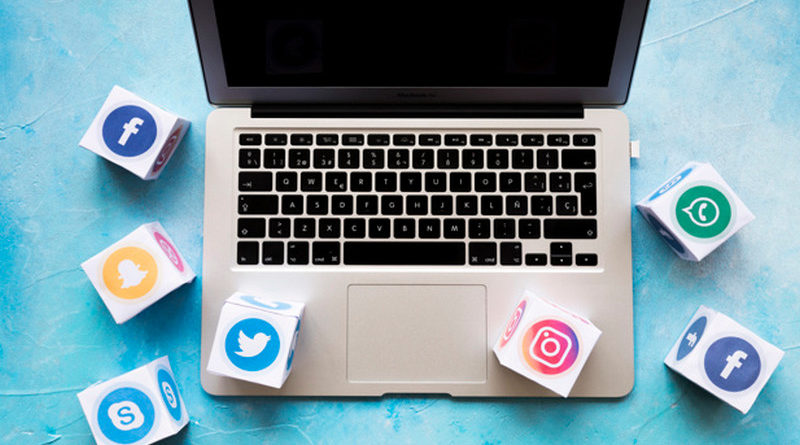 Publicidad en ayuda redes sociales