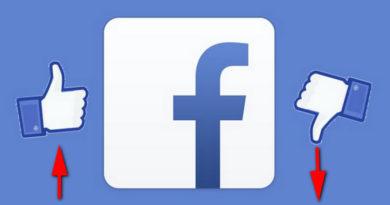 ¿Que es upvotes y downvotes para comentarios en Facebook?
